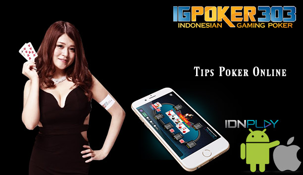 Tips Poker Online